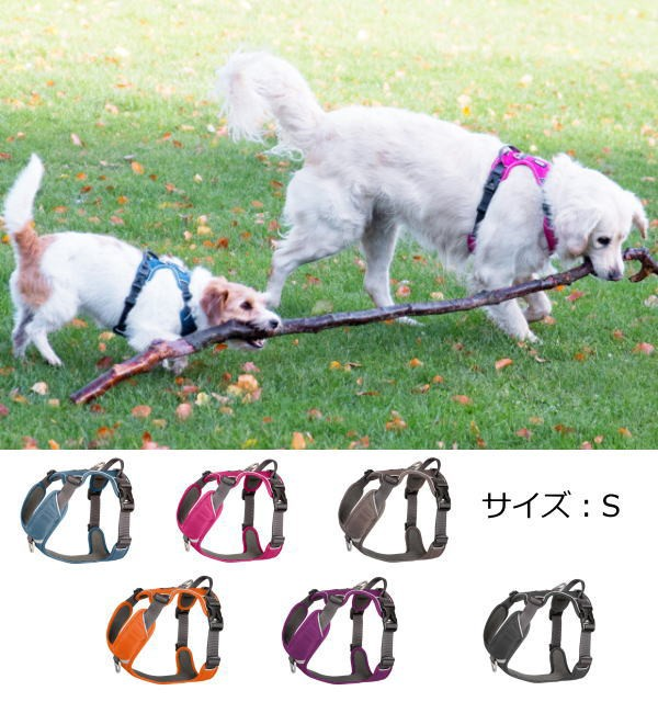 犬 ハーネス 小型犬用 コンフォートウォークプロ...
