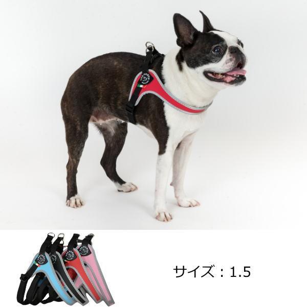 小型犬用ハーネス トレ・ポンティ Fibbia(フィ...