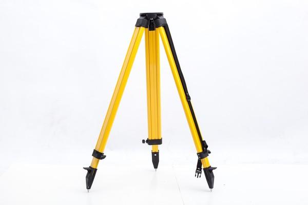 測量用三脚 平面 黒 黄 カラー レーザー 墨出し...