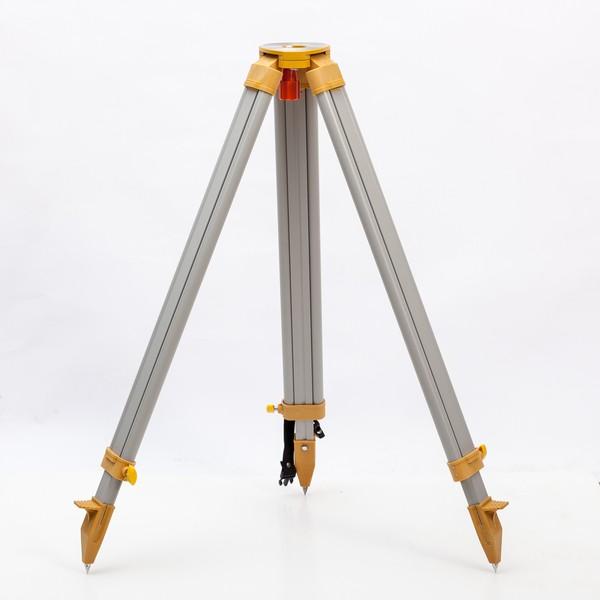 測量用三脚 平面 黄 グレー カラー レーザー 墨...
