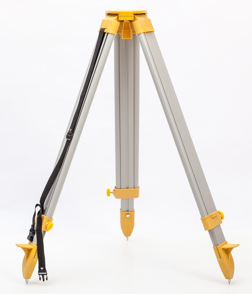 測量用三脚 平面 黄 グレー カラー レーザー 脚...