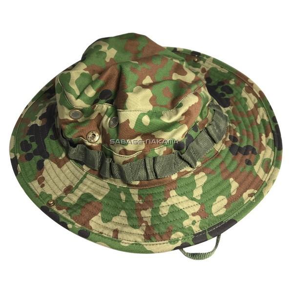 ブーニーハット 迷彩 自衛隊 SDF サバゲー 装備 B...