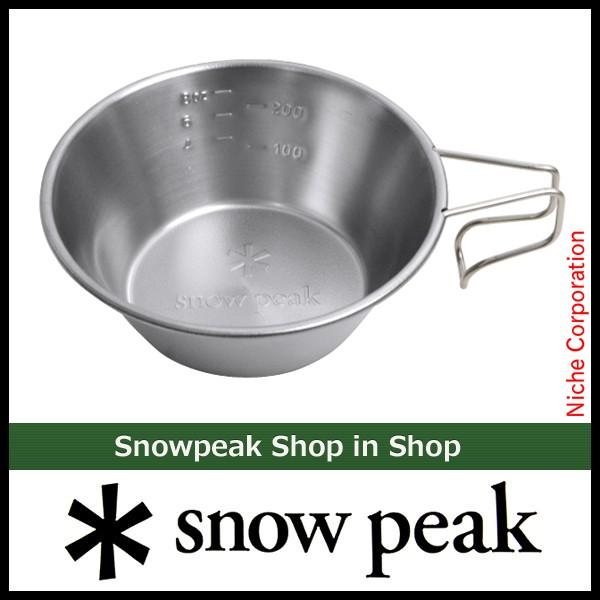 スノーピーク チタンシェラカップ ( snow peak ) ...