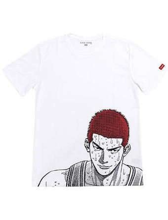 バスケットTシャツ ウェア   フラワー 井上雄彦...
