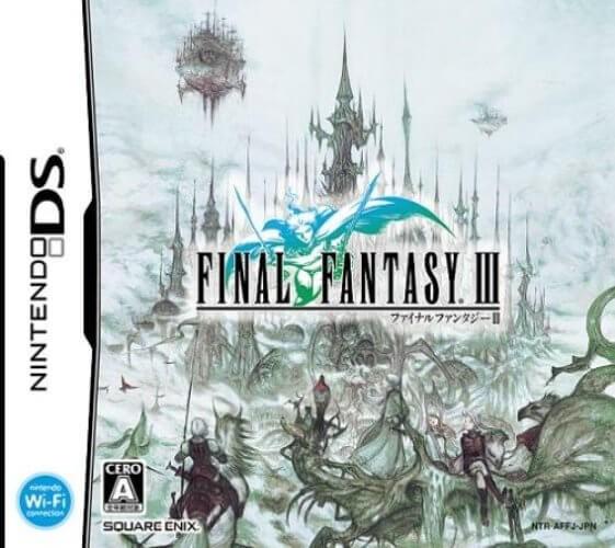【中古】 DS ファイナルファンタジー3