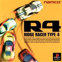 【中古】 PS R4-RIDGE RACER TYPE4-