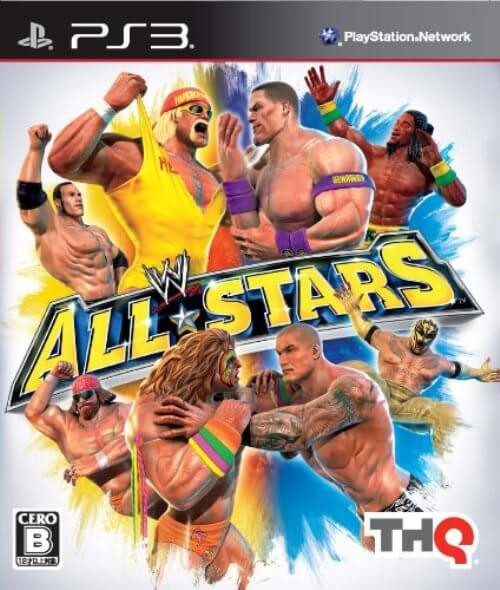 【中古】 PS3 WWE All Stars
