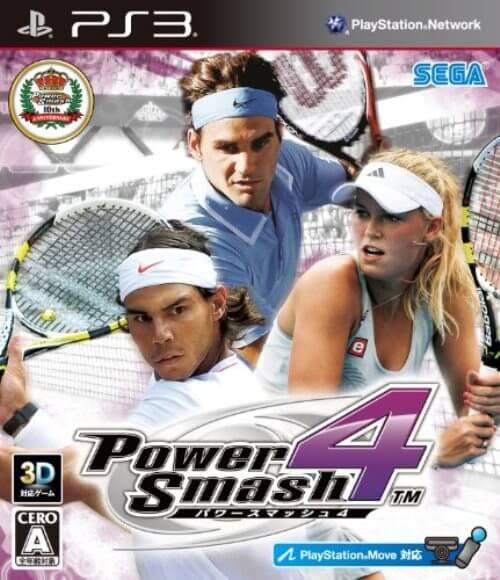 【中古】 PS3 パワースマッシュ4