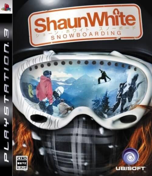 【中古】 PS3 ショーン・ホワイト スノーボード