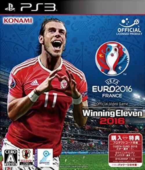 【中古】 PS3 UEFA EURO 2016 / ウイニングイレブ...