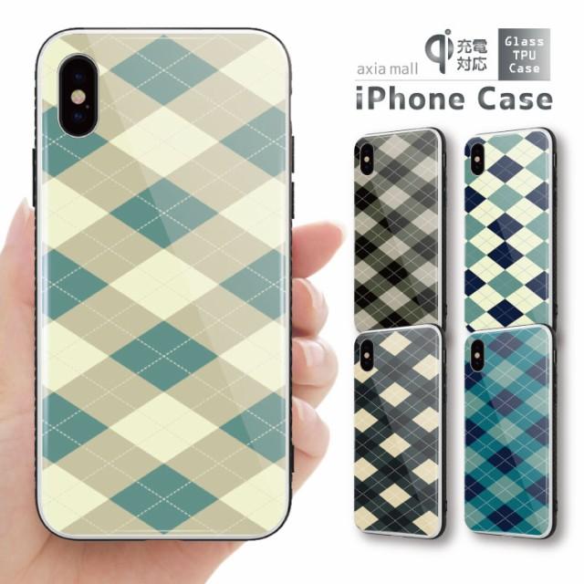 ガラスケース iPhone iPhone8 ケース iPhone XS ...
