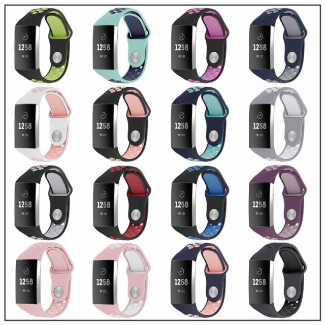Fitbit Charge 3 / 4 交換バンド ( FB-RUNNING )