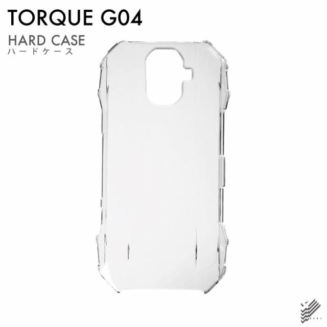 TORQUE G04 KYV46/au用 スマホケース 無地ケース ...