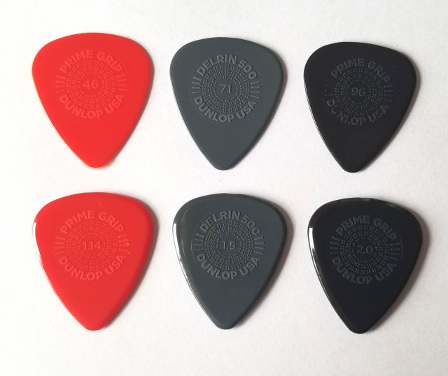 Jim Dunlop ギターピック プライムグリップ デ...