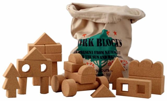つみきの概念を変える違った形のブロックを組み合...