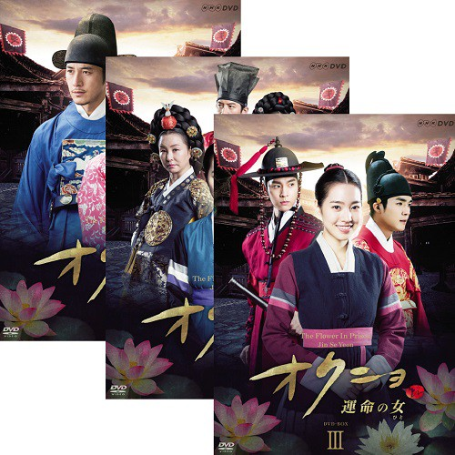 オクニョ 運命の女(ひと)DVD-BOX全5巻セット NH...
