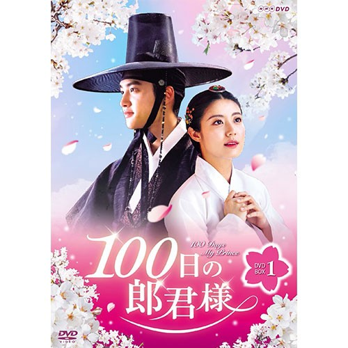 100日の郎君様 DVD-BOXI 全4枚+特典ディスク1枚 ...