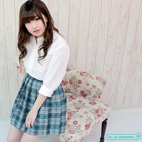 1231B■MB【送料無料・即納】制服 チェック柄プリ...