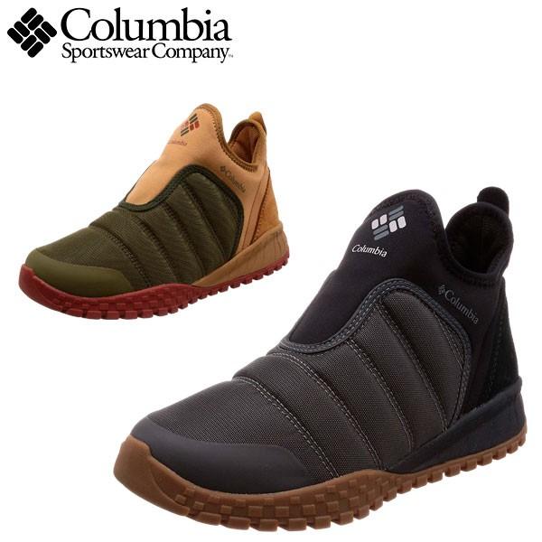 コロンビア columbia メンズシューズ フェアバン...