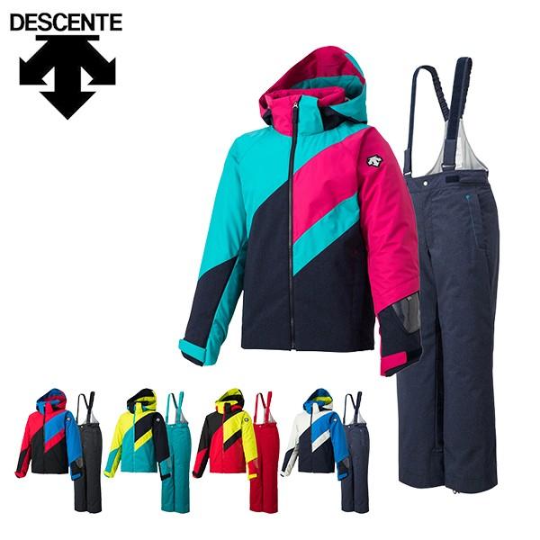デサント descente スキーウェア キッズ ジュニア...