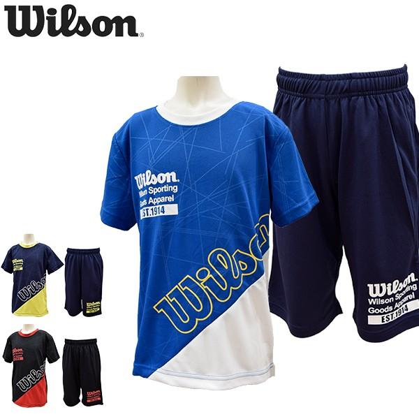 ウイルソン wilson キッズ ジュニア Tシャツ ハー...
