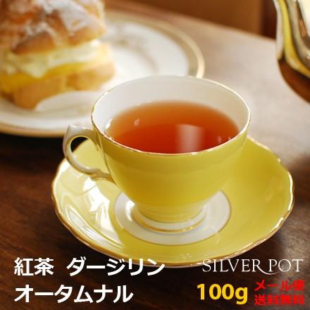 【送料無料】[紅茶][お徳用パック]ダージリン・オ...