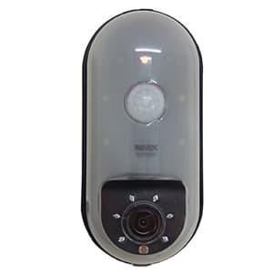 リーベックス SDカード録画式センサーカメラ CMOS...