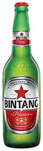 Indonesia beer  ビンタン 330ml/24ik  インド...