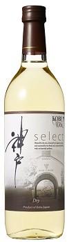 神戸ワイン セレクト 白 辛口 720ml.hn.e 1...