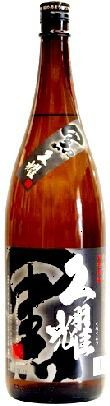 種子島酒造  黒久耀 芋焼酎 25度 1800ml.hn