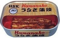 浜名湖食品 うなぎ蒲焼 缶詰 100g/10缶.e