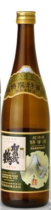 賀茂鶴酒造 賀茂鶴 特別本醸造 超特撰特等酒 ...