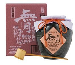 櫻の郷酒造 無月 長期かめ貯蔵 芋焼酎 25度 ...