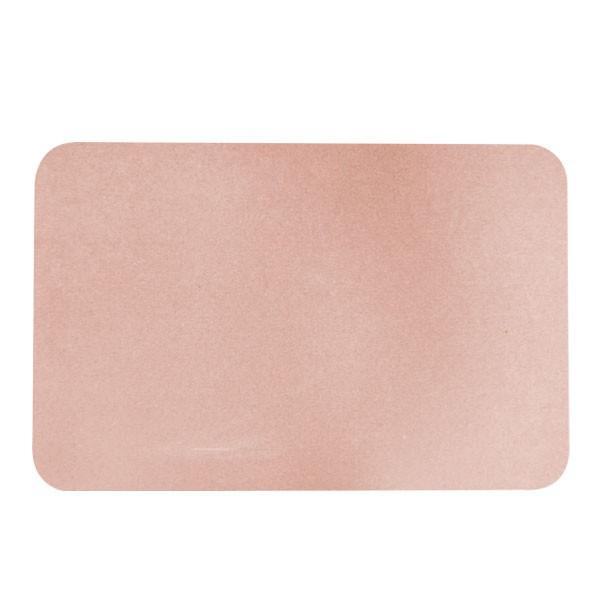 珪藻土バスマット ピンク YLサイズ