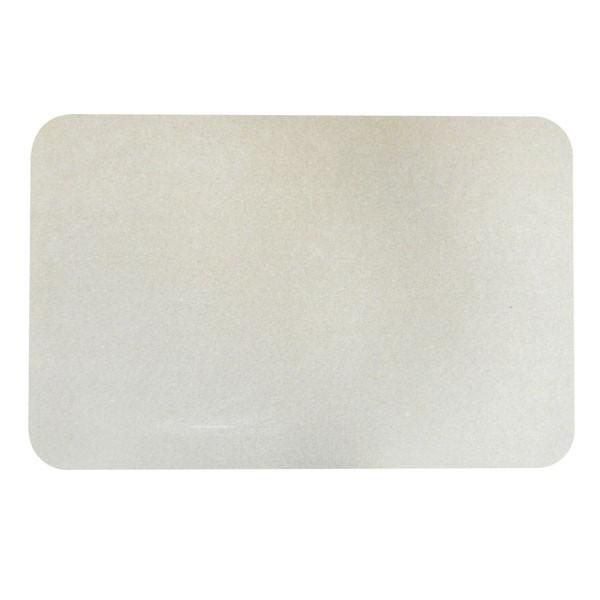 珪藻土バスマット ホワイト YLサイズ