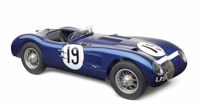 CMC 1/18 ミニカー ダイキャストモデル 1953-4年...
