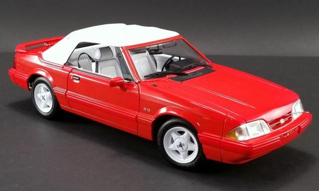 GMP 1:18スケール 1993年モデル フォード マス...