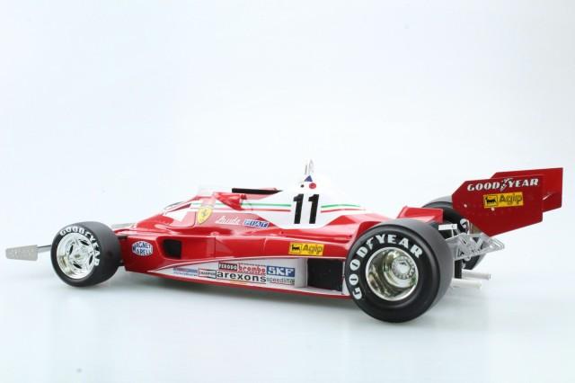 GP Replicas 1/18 ミニカー 1977年シーズン前期モ...