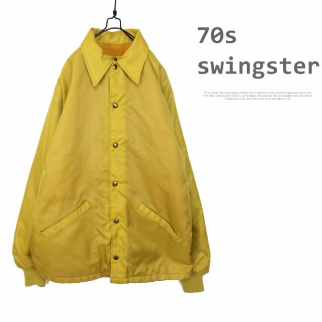 used 古着 ジャケット アウター メンズ 70s swingster スウィング