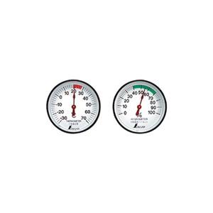 【メール便可】シンワ 温度計・湿度計セット ST-4...