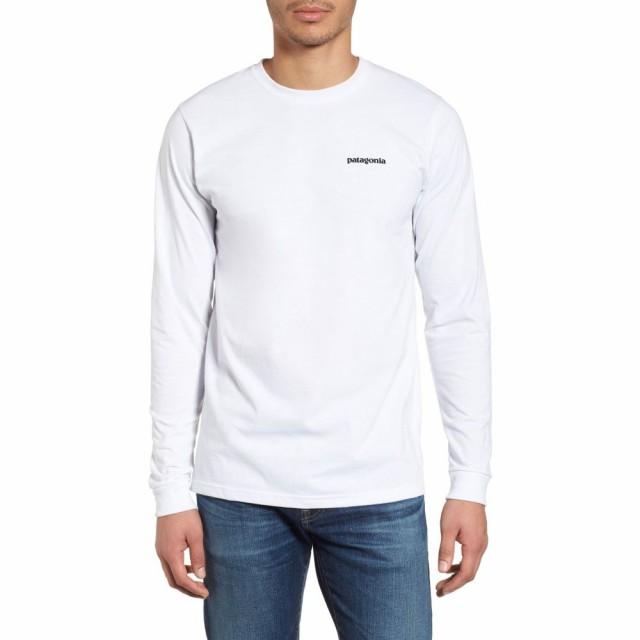 パタゴニア PATAGONIA メンズ 長袖Tシャツ トップ...