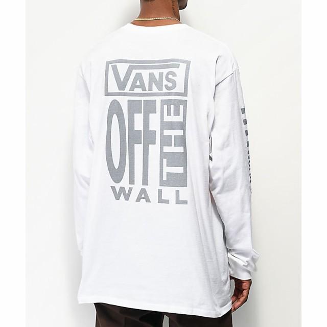 ヴァンズ VANS メンズ 長袖Tシャツ トップス Vans...