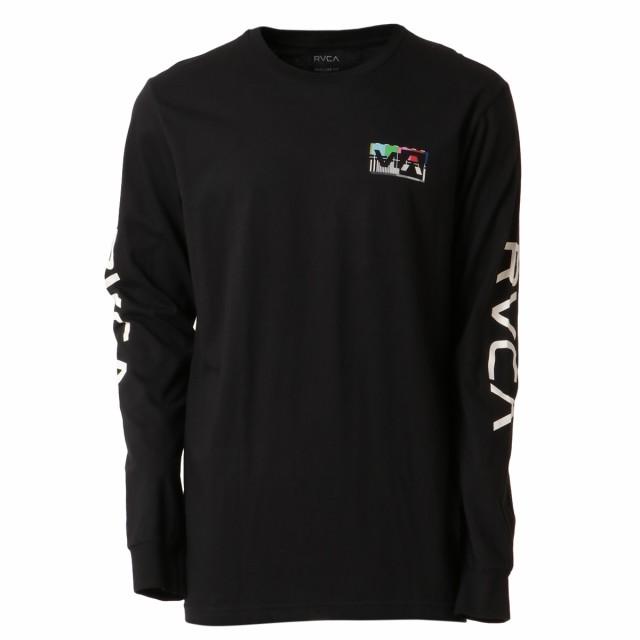 【即納】ルーカ RVCA メンズ 長袖Tシャツ トップ...
