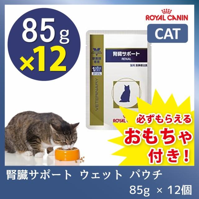 ロイヤルカナン 療法食 猫用 腎臓サポート ウ...