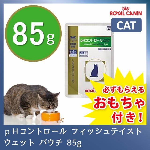 ロイヤルカナン 療法食 猫用 pHコントロール ...