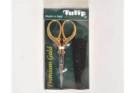 TIG-001 チューリップ 高級糸切りはさみ プレミ...