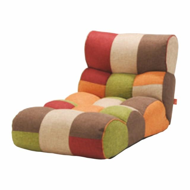 ピグレット jrロング ジュニア ジャンボ 座椅子 ...