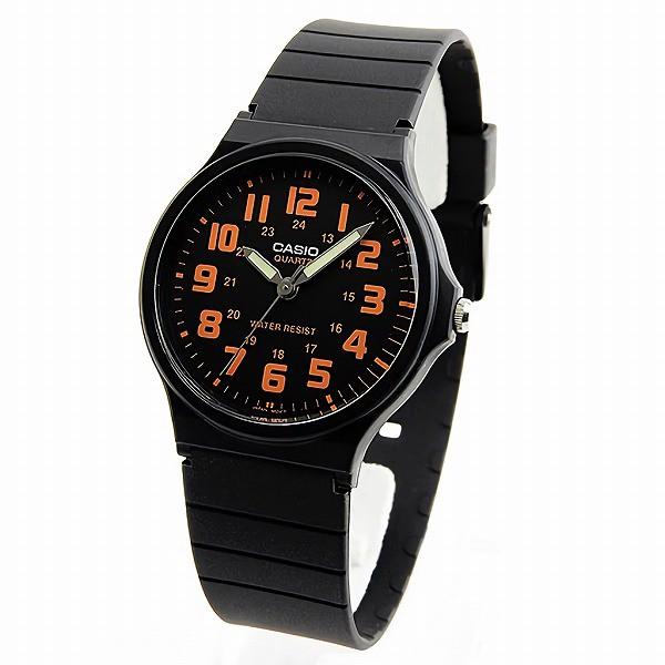 取寄品CASIO腕時計アナログ表示丸形MQ-71-4Bチプ...
