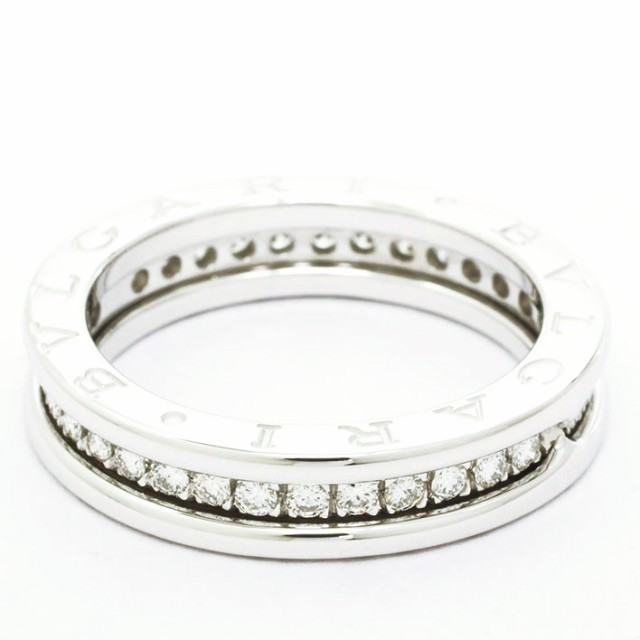 【新品仕上げ済み】ブルガリ パヴェダイヤモンド ...