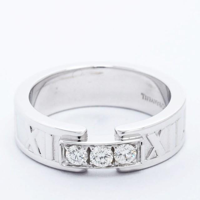 【新品仕上げ済み】ティファニー 3Pダイヤモンド ...